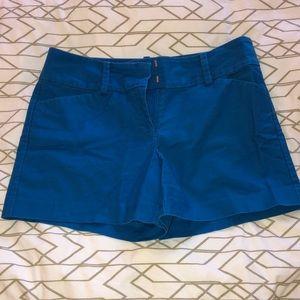 Ann Taylor Blue shorts
